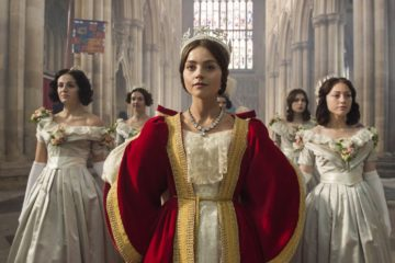 Editorial Use Only. No merchandising Mandatory Credit: Photo by ITV/REX/Shutterstock (5824892b) Jenna Coleman as Queen Victoria 'Victoria' TV show - 2016