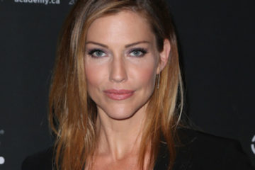 Mandatory Credit: Photo by MediaPunch/REX/Shutterstock (5598908ac) Tricia Helfer 3rd Annual 'An Evening With Canada's Stars', Los Angeles, America - 25 Feb 2016